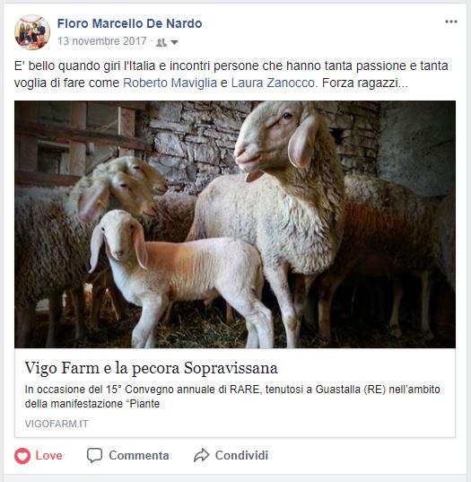 Dice di noi Floro Marcello De Nardo